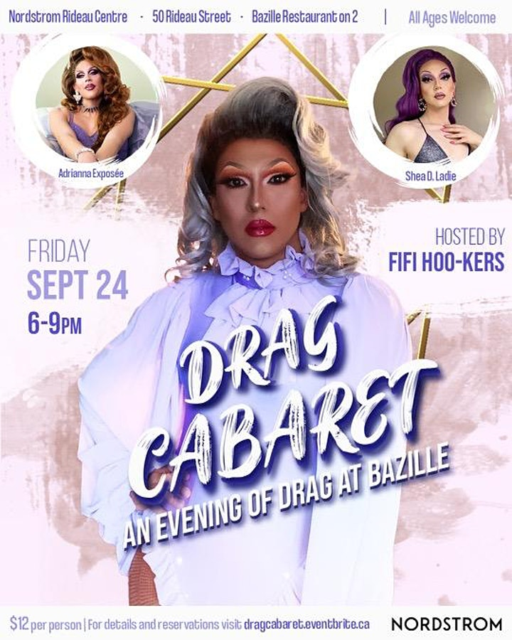 Drag Cabaret : An Evening of Drag at Bazille image