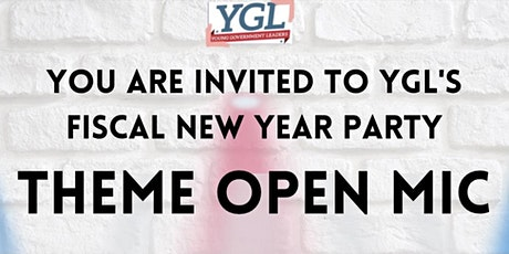 Fiscal New Year Party tickets