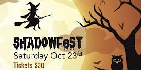 2021 Shadowfest Presented by Central Valley Professional Exchange tickets