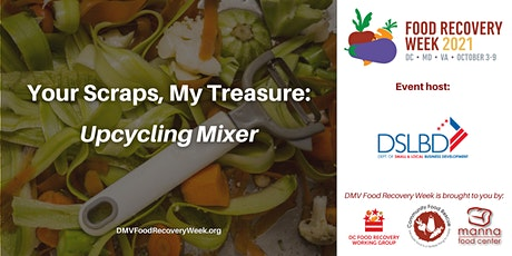 Your Scraps, My Treasure: Upcycling Mixer tickets