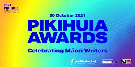 2021 Pikihuia Awards tickets