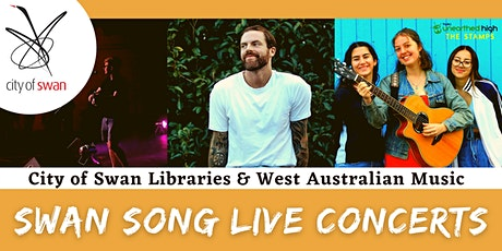 Swan Song Live Concert: Jordy Maxwell, The Stamps, Llinqai (Midland) tickets