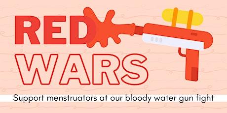 Red Wars tickets