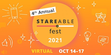 Stareable Fest 2021 tickets