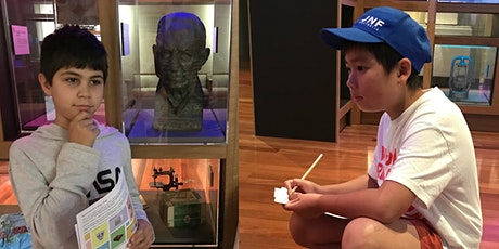 POSTPONED - School Holidays: Kids Curator & Collector Club - Ages: 9-14 tickets