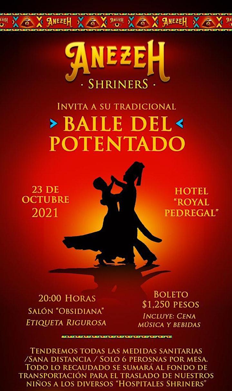 Imagen de 2021 Cena Baile del Potentado - Potentate's Ball - Anezeh Shriners