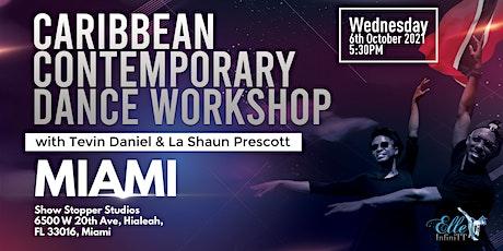 MIAMI: Caribbean Contemporary Workshop w Tevin Daniel & La Shaun Prescott tickets