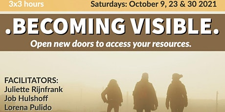 Becoming Visible (II Edition) tickets