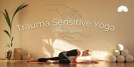 Trauma Sensitive Yoga 6 Week Course tickets