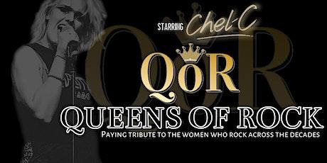 Queens of Rock tickets