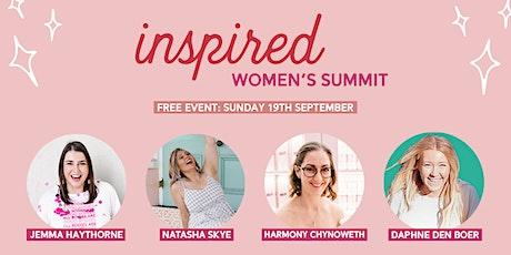 The Inspired Women's Summit tickets