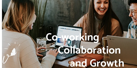 Co-working, Collaboration & Growth with Morgan Holmes tickets