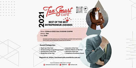 Best of the Best: Entrepreneur Awards Luncheon tickets