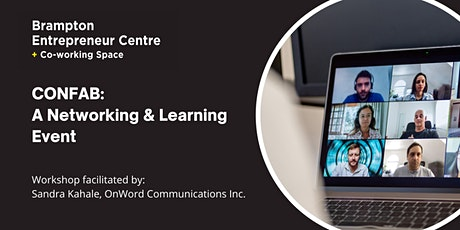 Confab - A Networking & Learning Event tickets