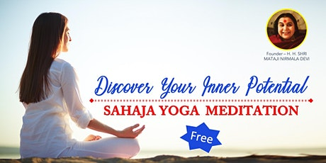 Free 4-week online guided meditation course tickets