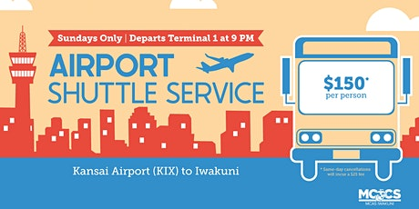 Airport Shuttle Service tickets