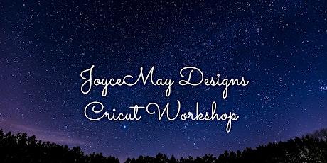 Cricut Christmas workshop tickets