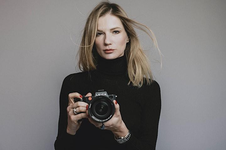 The Leica Conversations: She Shoots Like A Bond with Daria Troitskaia image