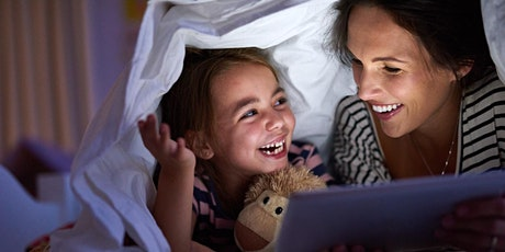 Bedtime Storytime - Live Online tickets