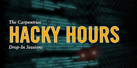 The Carpentries Hacky Hours, Drop-In Session (Online) tickets