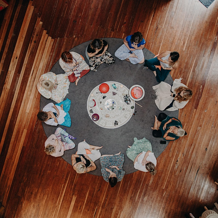 Sacred Cacao & Breathwork Ceremony Maroochydore image