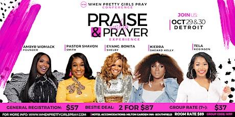 When Pretty Girls Pray Conference tickets