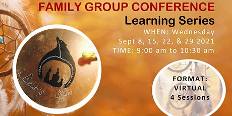 Family Group Conference Learning Series tickets