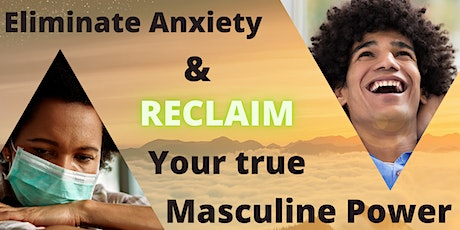 Busting Anxiety and Overwhelm  for Professional Men - Newport tickets