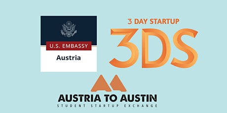 U.S. Embassy Vienna and 3 Day Startup host 3DS Momentum + ATA Alumni Event tickets