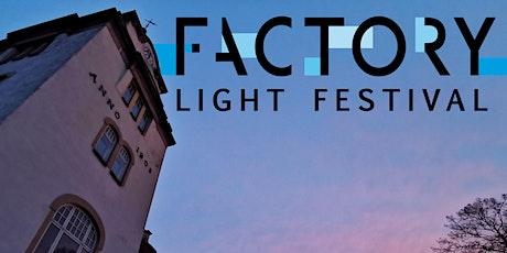 Factory Light Festival 2021 tickets