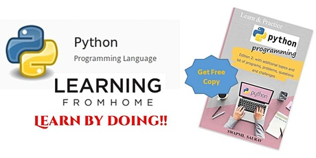Learn Python Programming from Expert tickets