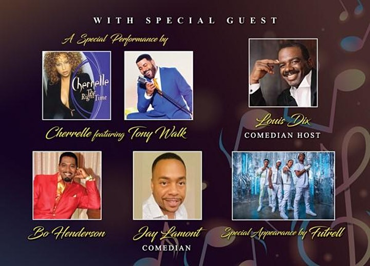 An Evening with Miki Howard & Friends image