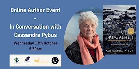 Online Author Talk: 'Truganini' by Cassandra Pybus tickets