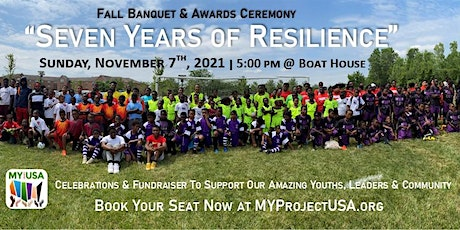 MY Project USA  Fall Banquet & Awards Ceremony tickets