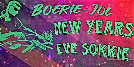 South African New Years Eve Sokkie tickets