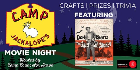 Camp Jackalope presents The Ghost and Mr. Chicken tickets