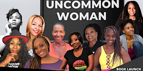Uncommon Woman - Virtual Book Launch tickets