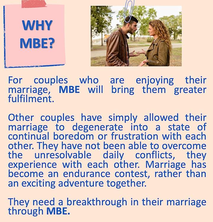 Marriage Breakthrough Encounter image