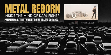 Metal Reborn- Exclusive Premiere @ The Twilight Drive In tickets