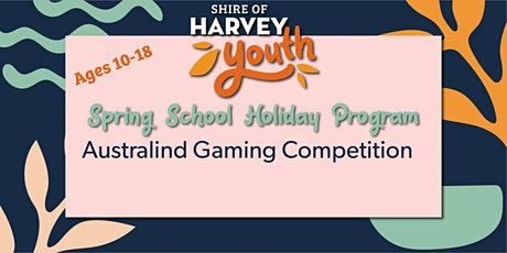 Australind Gaming Competition Youth Event tickets