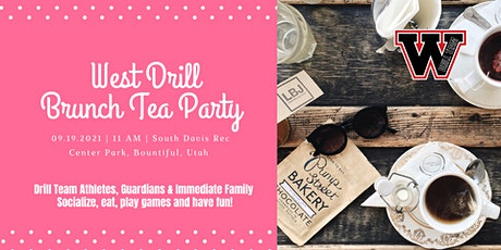 """West Drill Family Brunch """"Tea Party"""" tickets"""