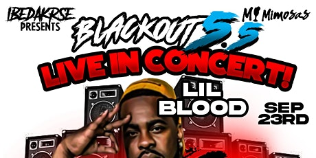 Blackout 5.5 tickets