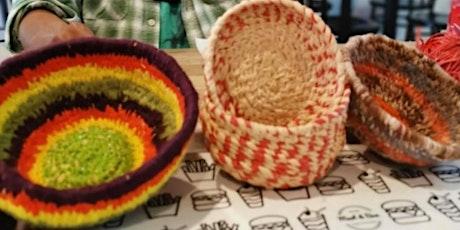 Nyoongar weaving | 4 week-course tickets