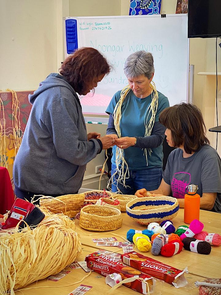 Nyoongar weaving | 4 week-course image