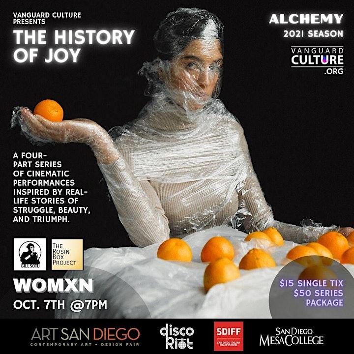 The History of Joy - WOMXN image