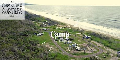 CS QLD Camp at Noosa Nth Shore tickets