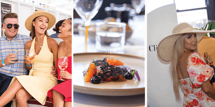 Melbourne Cup at The Boundary - Chandon Garden Spritz Package image