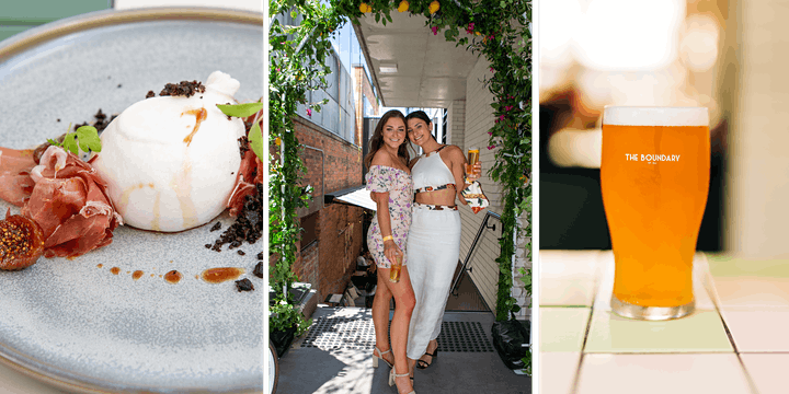 Melbourne Cup at The Boundary - Peroni Nastro  Laneway Package image