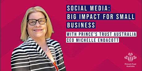 Social Media: Big Impact for Small Business tickets
