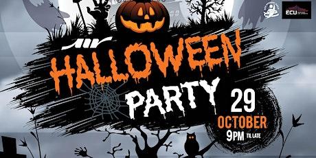 ECU Student Guild Halloween Party 2021 tickets